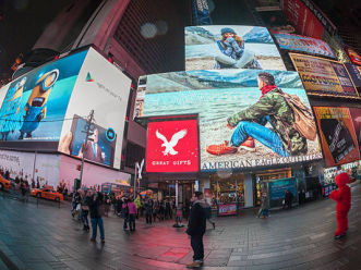 American Eagle Outfitters 维持四季度EPS预期