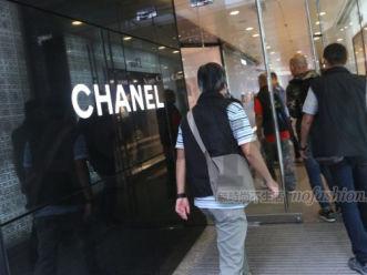 Chanel香奈儿香港利园门店被盗 损失200万港元