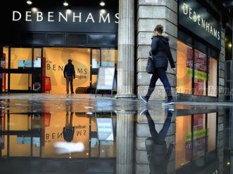 英国第二大百货Debenhams新CEO开展重组 将关闭10间门店
