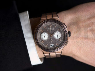 Chanel入股法國腕表制造商Montres Journe