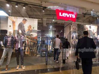 Levi's 李维斯母公司Levi Strauss三季度收入增长一成