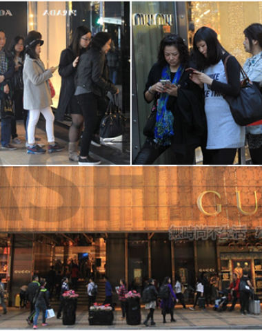 Prada、Miu Miu香港最低半价促销 否认特别促销