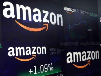 Amazon亚马逊市值破万亿美元