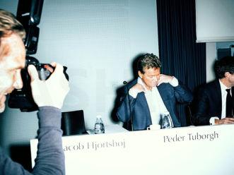 Pandora潘多拉董事会主席Peder Tuborgh辞任