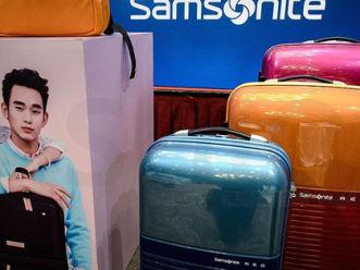 Samsonite 新秀丽一季度利润增18.6%