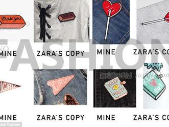 洛杉矶插画师Tuesday Bassen社交媒体指责Zara抄袭 Zara回应:没法证明是你的作品