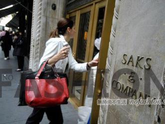 Saks同店销售增长创两年新高
