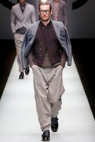 米兰男装周Giorgio Armani Menswear Fall/Winter 2018秋冬男装发布