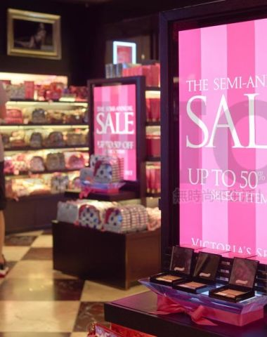 L Brands同店销售继续下跌