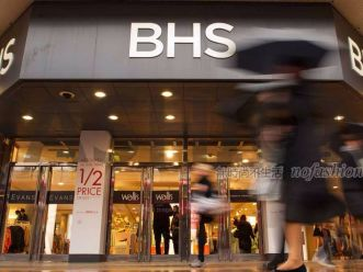 BHS百货破产