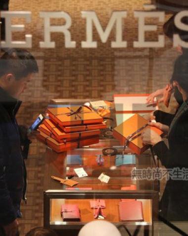 中国豪客没了 日子不好过 皮具苦苦支撑爱马仕收入增长