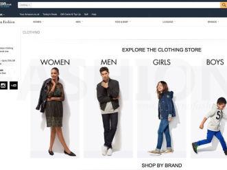 富国、大摩看好Amazon亚马逊今年成为美国最大服装零售商