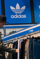 Adidas 阿迪达斯集团CEO称去年收入增长15-20%