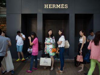 Hermès爱马仕中期利润率创新高 CEO称中国势头未减 股价上升4%