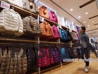 Uniqlo优衣库1月日本同店销售激增14.6%