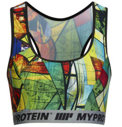 Myprotein Women's Printed Sports Bra