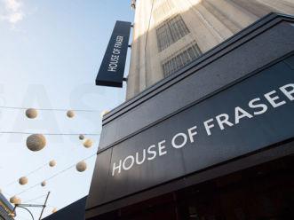 House of Fraser将推降租CVA提议 被房东猛烈抨击