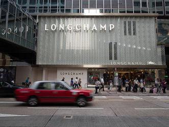 Longchamp 表現低迷 押注中國 明年開電商