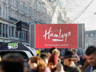 傳千百度擬出售玩具巨頭Hamleys