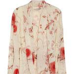 Ports1961丝绸薄纱衬衫