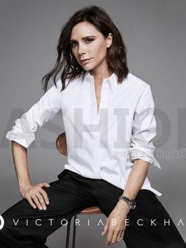 Victoria Beckham与塔吉特百货合作时尚系列