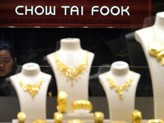 周大福三季度港陆同店销售均录得5%的增长