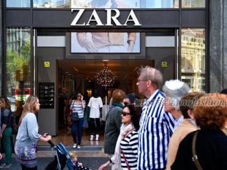 Zara母公司Inditex印地纺集团继续鹤立鸡群