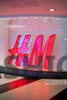 H&M上月销售仅增6%逊预期