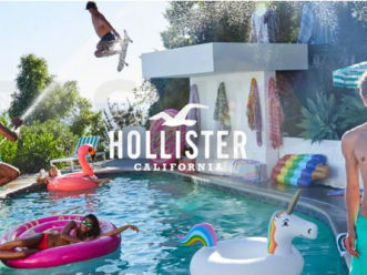 Hollister在欧洲热浪下脱销 Abercrombie & Fitch集团次季销售逊预期 股价急插19%