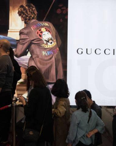 Gucci 古馳老板警告增長放緩nei'bu 奢侈品股票狂跌