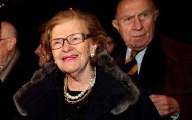 Ferragamo菲拉格慕创始人遗孀Wanda Ferragamo 去世 享年96岁