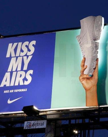 Nike耐克季度数字销售首破10亿美元