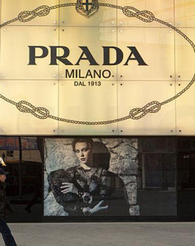 Prada 连续四年表现行业倒数第一