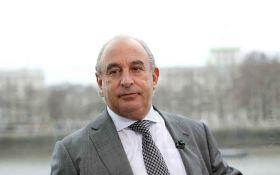 传:Philip Green菲利普格林以20%股权换取店主支持Topshop母公司关店计划