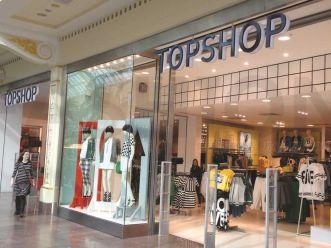 Topshop母公司Arcadia全年盈利下滑42% Philip Green菲利普·格林身家缩水近8亿英镑