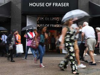 一句話聲明 House of Fraser董事及高管團隊遭新老板悉數解雇