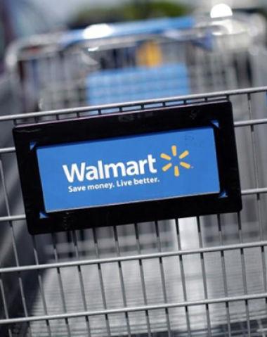 Walmart沃尔玛首季超预期 毛利率和高油价令股价受压