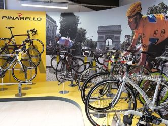 LVMH合资投资基金L Catterton逾收购意大利高级自行车品牌Pinarello